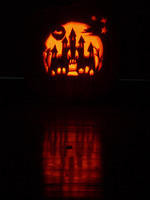 2007 pumpkin carving party